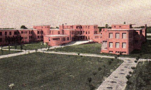 Sanatorio Provinciale Vittorio Emanuele III Alessandria