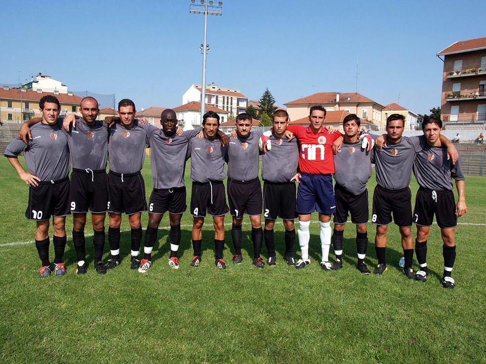 stagione 2004-2005 campionato eccellenza Montante; Giulietti; Marcelo Neri ;Boyomo; Andrea Esposito, PROVENZANO;CORALLO; SOLDANO; BELLOMIA ; PELLEGRINO; MANDES Allenatore Riccardo Milani