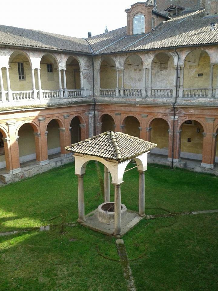 Chiosco complesso Santa Croce di Bosco Marengo