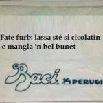 Fate furb…..