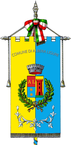 Albera_Ligure-Gonfalone