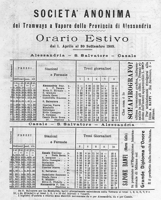 Orario_Alessandria_Casale