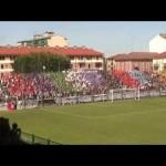 Giugno 2009 – Alessandria-Olbia 1-0, la meravigliosa coreografia della Curva Nord alessandrina