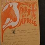 1908 – Alessandria – Fiera d'Aprile
