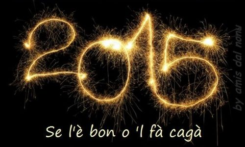 Auguri per il 2015