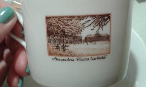 Tazza ricordo…..anche questa è Alessandria.