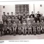 Scuola Media Cavour 1955-56 Classe 2C