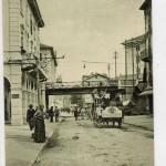 Acqui Terme – Corso Bagni con viadotto