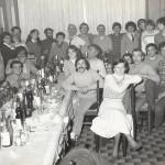 Una delle tante cene sociali anni '70, vediamo se qualcuno si riconosce.