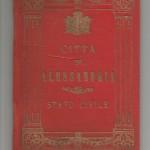 Opuscolo del 1929 consegnato ai neogenitori con i consigli per lo svezzamento del nuovo nato.