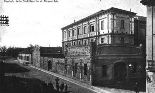 L'altra Borsalino Giovan Battista fu Lazzaro, corso Crimea ang. C.so Felice Cavallotti