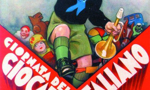 Alessandria 1933 – Giornata del giocattolo italiano
