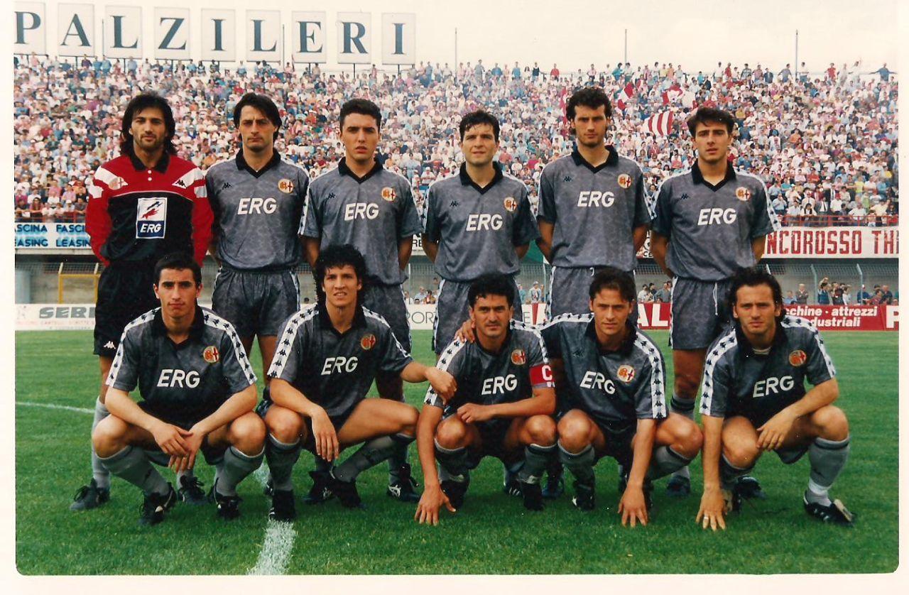 """Un """"tutto grigio"""" per il 1992-93"""