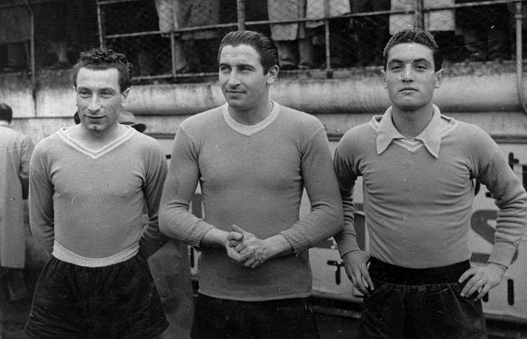 Mario Pietruzzi, Gigi Cassano e Ginetto Armano. La colonia di Litta Parodi nell'Alessandria.