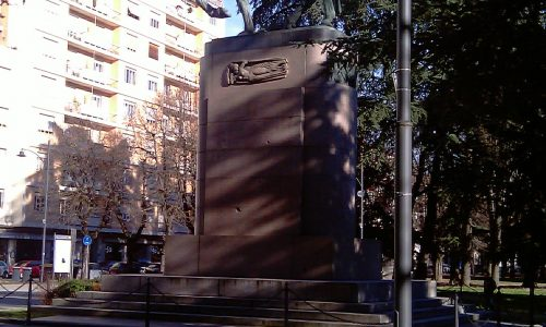 Monumento ai Caduti – giardini pubblici