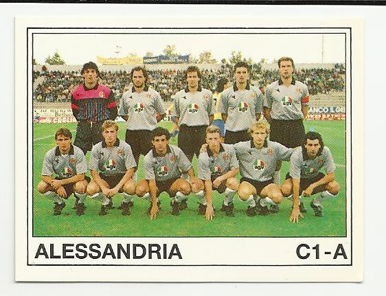 1988-89. Calzettoni bianchi