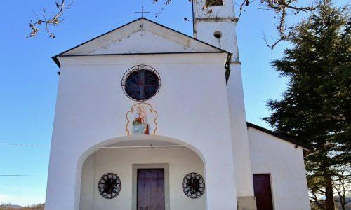 """Serravalle Scrivia – zona """"cà del sol""""."""