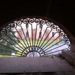 Interno della Cittadella visto da una prospettiva un pò insolita.