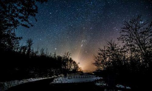 le stelle dalle alture di Acqui……