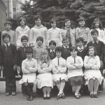 1976 – Scuola E. De Amicis – V Elementare