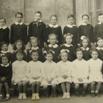 I elementare – Scuola Bovio – maestra Giuseppina Germano