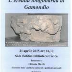 L'eredità longobarda di Gamondio