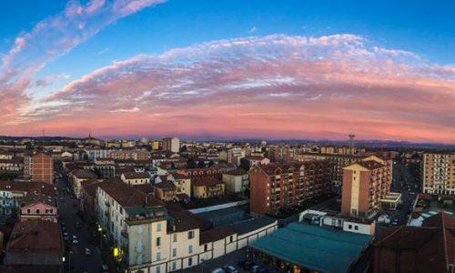 Panoramica vista dal quartiere Cristo