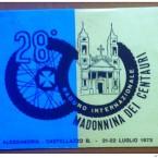 1973 ALESSANDRIA MOTO CLUB ANNULLO SPECIALE