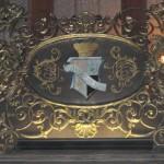 A Venezia l'entrata del negozio Borsalino ….