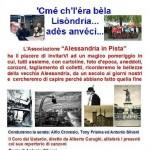 'Cmè ch'l'èra bèla Lisòndria….adès anvèci…..
