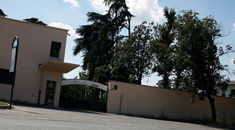 ingresso ospedale Borsalino
