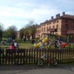 Parco giochi per i bambini in Cittadella.