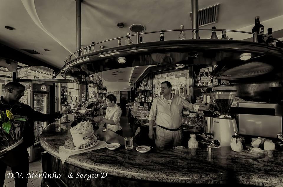 Bar Lombardi - Via Dossena foto Vittorio Destro e Sergio Di