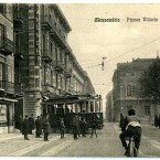 Tramway in Alessandria