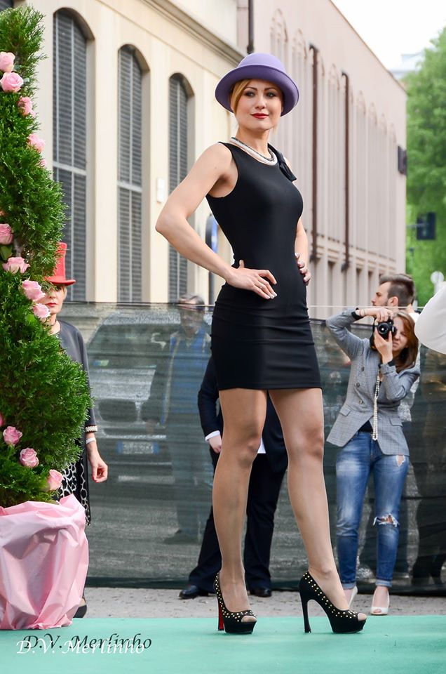 'Primavera al Museo del Cappello Borsalino' - sfilata di moda