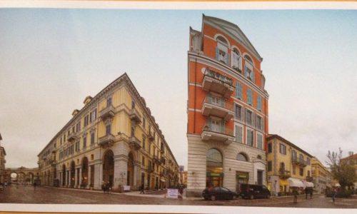 Piazza Marconi e Via Caniggia