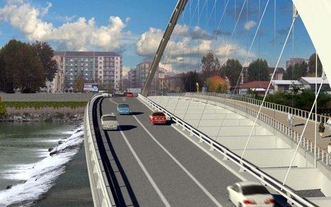 """Ponte Meier: """"inaugurazione per fine anno"""" (2015)"""