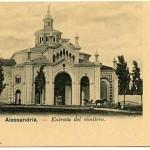 Il cimitero di Alessandria [Un tuffo nel passato] di Tony Frisina