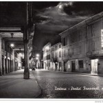 Tortona – Portici Frascaroli di notte