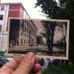 Corso Crimea e Tribunale di Alessandria – ieri e oggi