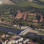 """Il cantiere del ponte Meier """"chiude"""" la Cittadella. Da lunedì chiusa strada per Pavia e via Bruno ad Alessandria"""