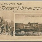 Saluti dal 7° Reggimento Artiglieria – Alessandria