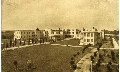 Il Sanatorio Vittorio Emanuele III di Alessandria
