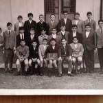 Scuola media Vochieri – Classe 1 sez. E – anno 1966