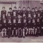 Scuola elementare Galileo Galilei – classe IV – anno 1971-72