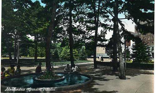 Fontanella dei giardini pubblici by Tony Frisina