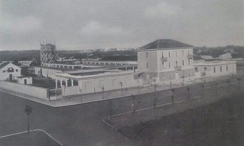 Alessandria. zona Orti. Macello comunale. 1933
