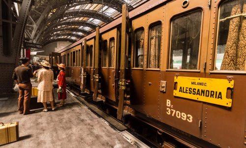 Milano Centrale – Alessandria…il treno di una volta…