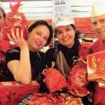 2015 – Gli ottant'anni dei baci Gallina di Alessandria – La storica pasticceria festeggia con cartoline e ritagli di giornale d'epoca per i clienti