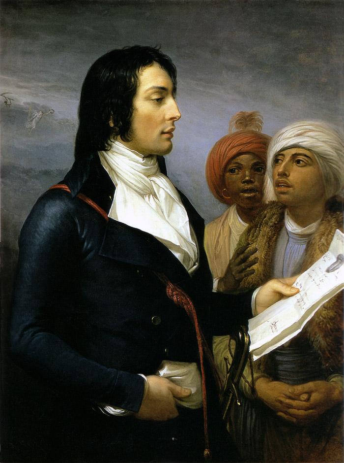 Il generale Louis Desaix.